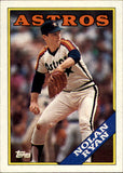 1988 Topps Nolan Ryan Houston Astros