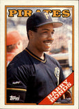 1988 Topps Barry Bonds Pittsburgh Pirates
