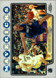 2008-09 Topps Chrome Refractor Jason Kidd Dallas Mavericks
