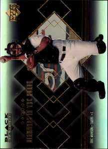 2000 Black Diamond Diamonds In The Rough Eric Munson Detroit Tigers
