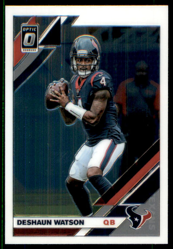 2019 Donruss Optic Deshaun Watson Houston Texans