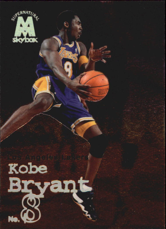 1998-99 Skybox Molten Metal Kobe Bryant Los Angeles Lakers