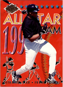 1994 Fleer Ultra All Stars Frank Thomas Chicago White Sox
