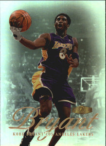 1999-00 Fleer Flair Showcase Kobe Bryant Los Angeles Lakers