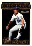 1994 Topps Black Gold Jeff Montgomery Kansas City Royals