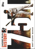 2005 Topps Home Run History 751 Barry Bonds San Francisco Giants