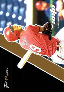 2008 Just Autographs Gold /100 Neftali Soto Cincinnati Reds