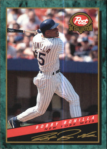 1994 Post Cereal Bobby Bonilla New York Mets