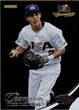2013 Panini Certified USA Baseball Champions Nick Madrigal Team USA