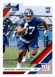 2019 Donruss Dexter Lawrence Rookie Card New York Giants