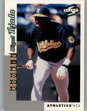 1998 Score Rookie Traded Miguel Tejada Oakland Athletics