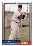 2017 Topps Archives Ted Williams Boston Red Sox