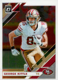 2019 Donruss Optic George Kittle San Francisco 49ers