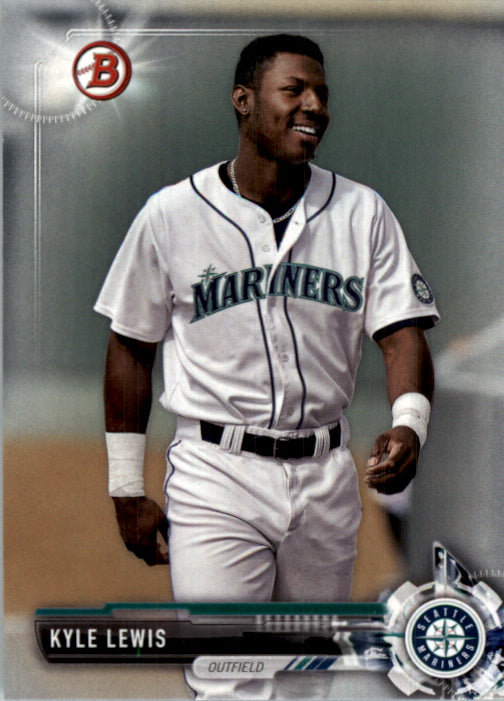 2017 Bowman Prospects Kyle Lewis Seattle Mariners