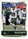 2016 Score Scorecard Devin Smith New York Jets
