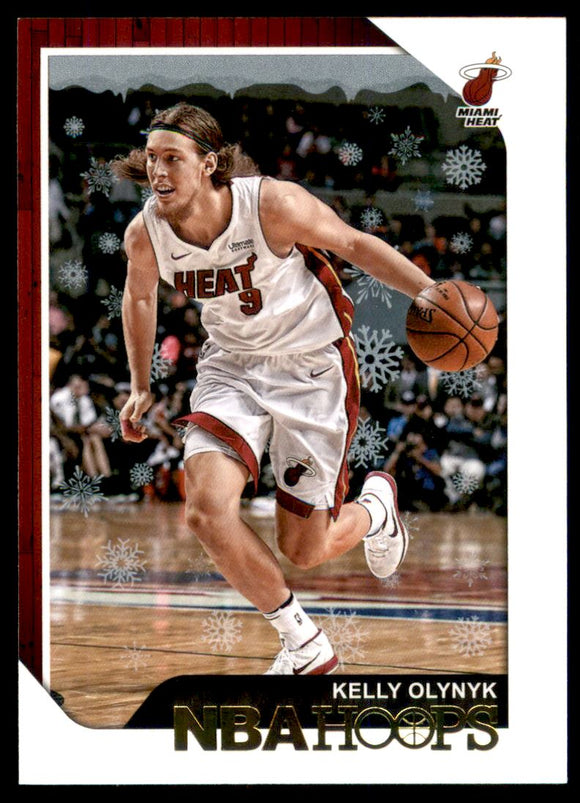 2018-19 Hoops Winter Kelly Olynyk Miami Heat