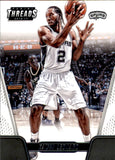 2016-17 Panini Threads Kawhi Leonard San Antonio Spurs