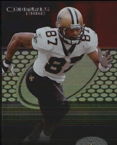 2002 Donruss Career Stat Line /230 Joe Horn New Orleans Saints