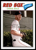 2018 Topps Archives Chris Sale Boston Red Sox