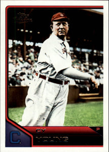 2011 Topps Lineage Cy Young Cleveland Spiders