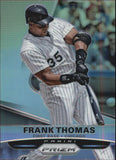 2015 Panini Prizm Prizms Frank Thomas Chicago White Sox