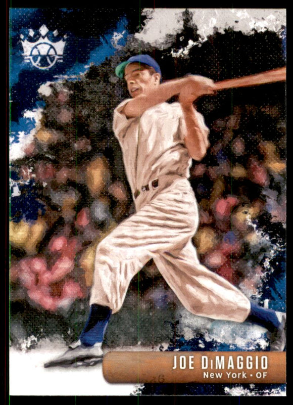 2019 Diamond Kings Joe DiMaggio New York Yankees