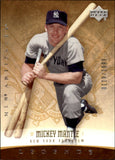 2005 Upper Deck Artifacts Mickey Mantle Legends /1999 New York Yankees