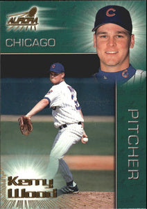 1998 Pacific Aurora Kerry Wood Chicago Cubs