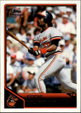 2011 Topps Lineage Eddie Murray Baltimore Orioles