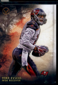 2015 Topps Valor Mike Evans Tampa Bay Buccaneers