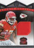 2015 Panini Crown Royale Chris Conley Patch Rookie Card /499 Kansas City Chiefs - JM Collectibles