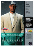 1997-98 Upper Deck Tim Duncan Rookie Card San Antonio Spurs - JM Collectibles