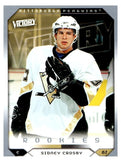 2005-06 Upper Deck Victory Sidney Crosby Pittsburgh Penguins Rookie Card - JM Collectibles