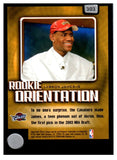 2003-04 Upper Deck Victory LeBron James Rookie Orientation Cleveland Cavaliers - JM Collectibles
