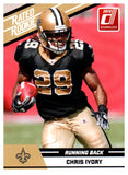 2010 Donruss Chris Ivory Rated Rookie Card New Orleans Saints - JM Collectibles