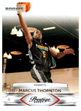 2009-10 Prestige Marcus Thornton Rookie Card New Orleans Hornets - JM Collectibles