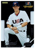 2013 Panini USA Baseball Champions Nick Castellanos Legends Die-Cut Tigers - JM Collectibles
