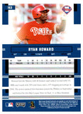 2005 Playoff Prestige Ryan Howard Prospect Card Philadelphia Phillies - JM Collectibles