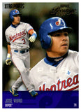 2003 Playoff Prestige Xtra Points Jose Vidro #D/150 Montreal Expos - JM Collectibles