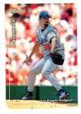 1999 Topps Chrome Dave Mlicki Refractor Card Los Angeles Dodgers - JM Collectibles