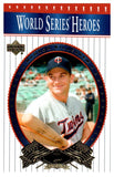 2002 Upper Deck Harmon Killebrew World Series Heroes Minnesota Twins - JM Collectibles