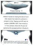 2013 Bowman Top 100 Prospects Taijuan Walker Seattle Mariners - JM Collectibles