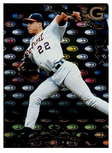 1998 Donruss Justin Thompson Gold Press Proof /500 Detroit Tigers - JM Collectibles