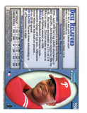 1998 Bowman Chrome Desi Relaford Refractor Philadelphia Phillies - JM Collectibles