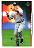 2007 Upper Deck Dustin Pedroia Boston Red Sox - JM Collectibles