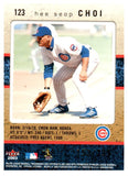 2003 Fleer Genuine Hee Seop Choi /799 Chicago Cubs - JM Collectibles