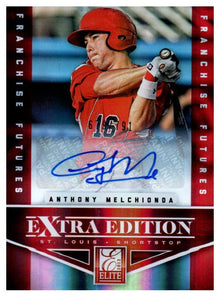 2012 Elite Extra Edition Anthony Melchionda Autograph /791 St Louis Cardinals - JM Collectibles