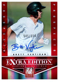 2012 Elite Extra Edition Brett Vertigan Autograph /554 Oakland Athletics - JM Collectibles