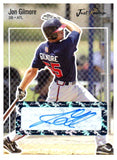 2007 Just Minors Rookies Jon Gilmore Autograph Card Atlanta Braves - JM Collectibles