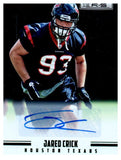 2012 Rookies & Stars Longevity Jared Crick Rookie Autograph Card /99 Texans - JM Collectibles